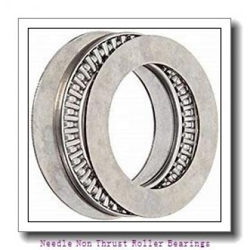 0.5 Inch   12.7 Millimeter x 0.75 Inch   19.05 Millimeter x 0.75 Inch   19.05 Millimeter  CONSOLIDATED BEARING MI-8-N  Needle Non Thrust Roller Bearings