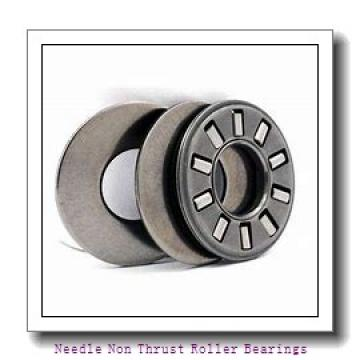 1.654 Inch | 42 Millimeter x 2.244 Inch | 57 Millimeter x 0.787 Inch | 20 Millimeter  CONSOLIDATED BEARING NKI-42/20  Needle Non Thrust Roller Bearings