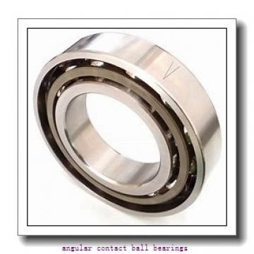 100 mm x 215 mm x 82,6 mm  FAG 3320-M  Angular Contact Ball Bearings