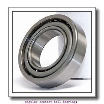 2 Inch | 50.8 Millimeter x 2.5 Inch | 63.5 Millimeter x 0.25 Inch | 6.35 Millimeter  RBC BEARINGS KA020XP0  Angular Contact Ball Bearings