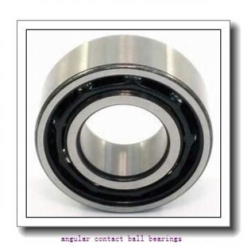 10 mm x 30 mm x 9 mm  FAG 7200-B-2RS-TVP  Angular Contact Ball Bearings