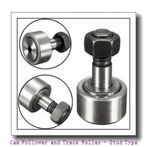 IKO CFSFU-12-1  Cam Follower and Track Roller - Stud Type #1 image