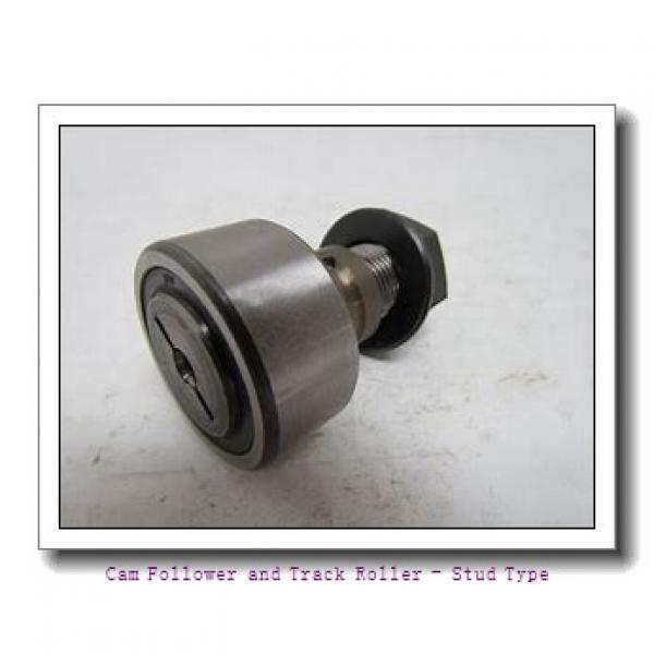 IKO CFES10-1BUUR  Cam Follower and Track Roller - Stud Type #1 image