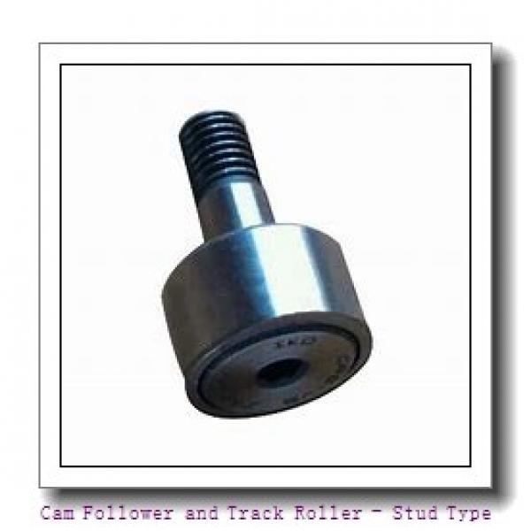 IKO CR16UUR  Cam Follower and Track Roller - Stud Type #3 image